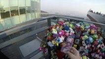 Korea Trip Vlog Part 1 - Arirang Headquarters, KBS Station Tour,  Digital Media City, etc.