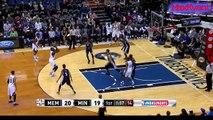 Nemanja Bjelica- Highlights vs Memphis Grizzlies, 15.11.2015