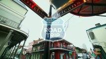 Road Trip USA: Coast to Coast by Rail, French Quarter New Orleans, Louisiana