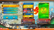 NARUTO SUGGESTION - Ultimate Ninja Storm 4: Online Ranked Session/Lobby Ideas & Adjustments