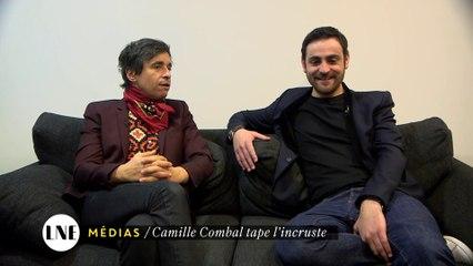 Camille Combal tape l'inscruste - La Nouvelle Edition du 14/04 - CANAL+