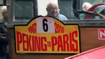 rallye peking to paris 2010 , etape de troyes le 15 octobre 2010