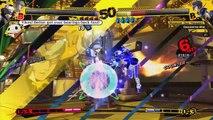 Persona 4 Arena: Me (Naoto) Vs. HeroicLPs (Yu)