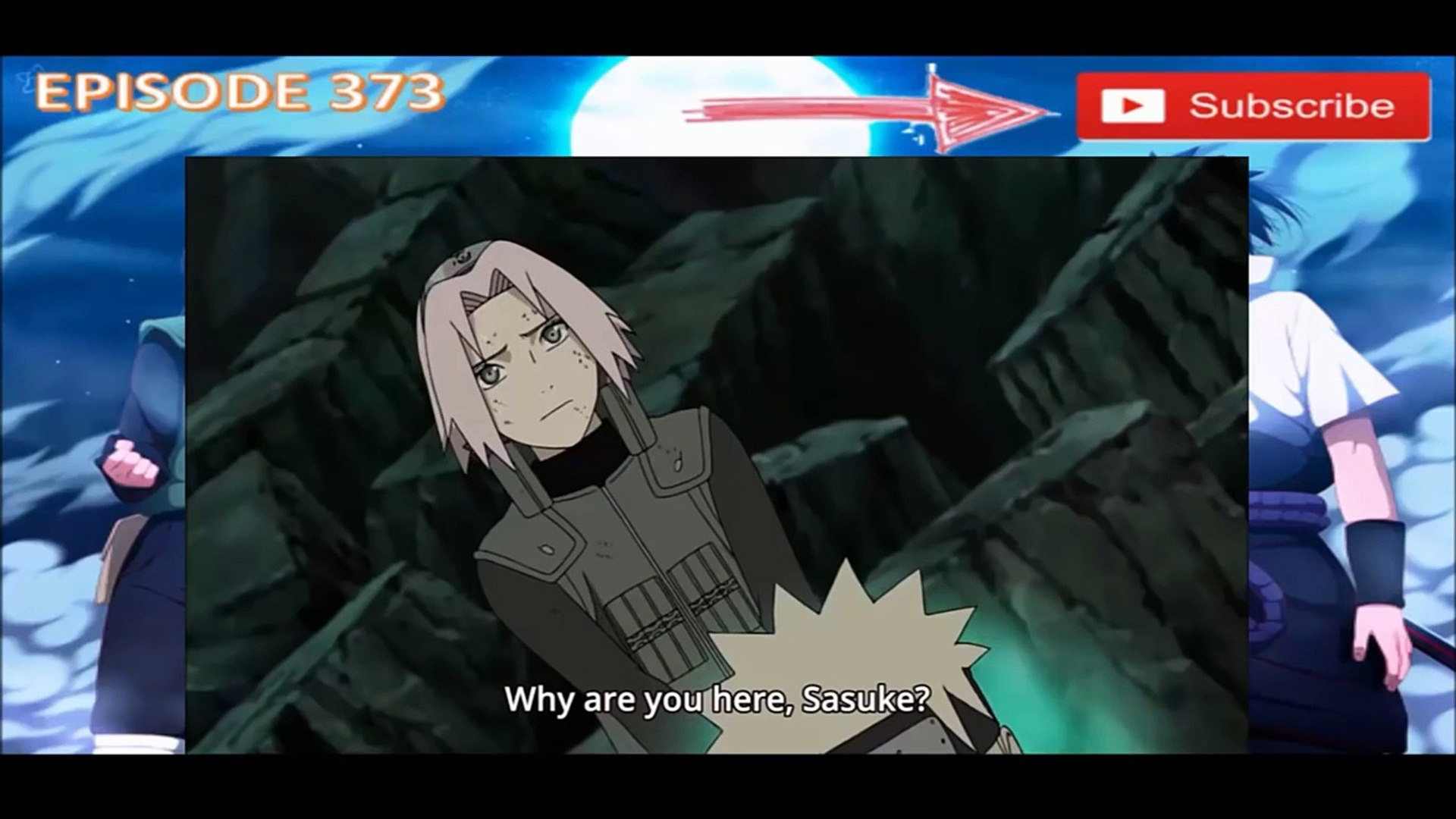 Team 7 Reunited Episode? - Naruto Shippuden