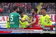 Taraftar maça, Resul Kumaş Spor Kritik Programına damga vurdu... Spor Kritik 01.03.2016 (Bölüm1)