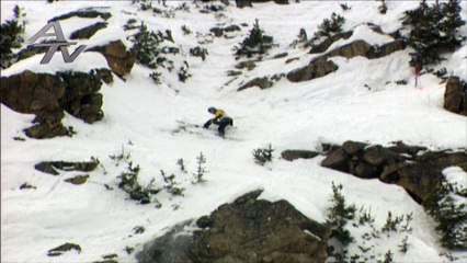Breaking loose on the piste! A Telemarkers Tale.