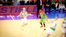 Turkish Airlines Euroleague Playoffs Game-1 #NoJumpNoGlory
