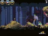 Angry Birds Star Wars 5-20 Moon of Endor 3 Star Walkthrough
