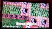 Minecraft blowing stuff up stuff