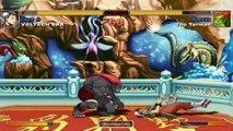 Super Street Fighter II Turbo HD Remix - XBLA - VOLTECH SRK (Chun-Li) VS. The Tarman (Blanka)
