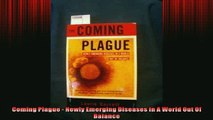 READ book  Coming Plague  Newly Emerging Diseases In A World Out Of Balance READ ONLINE