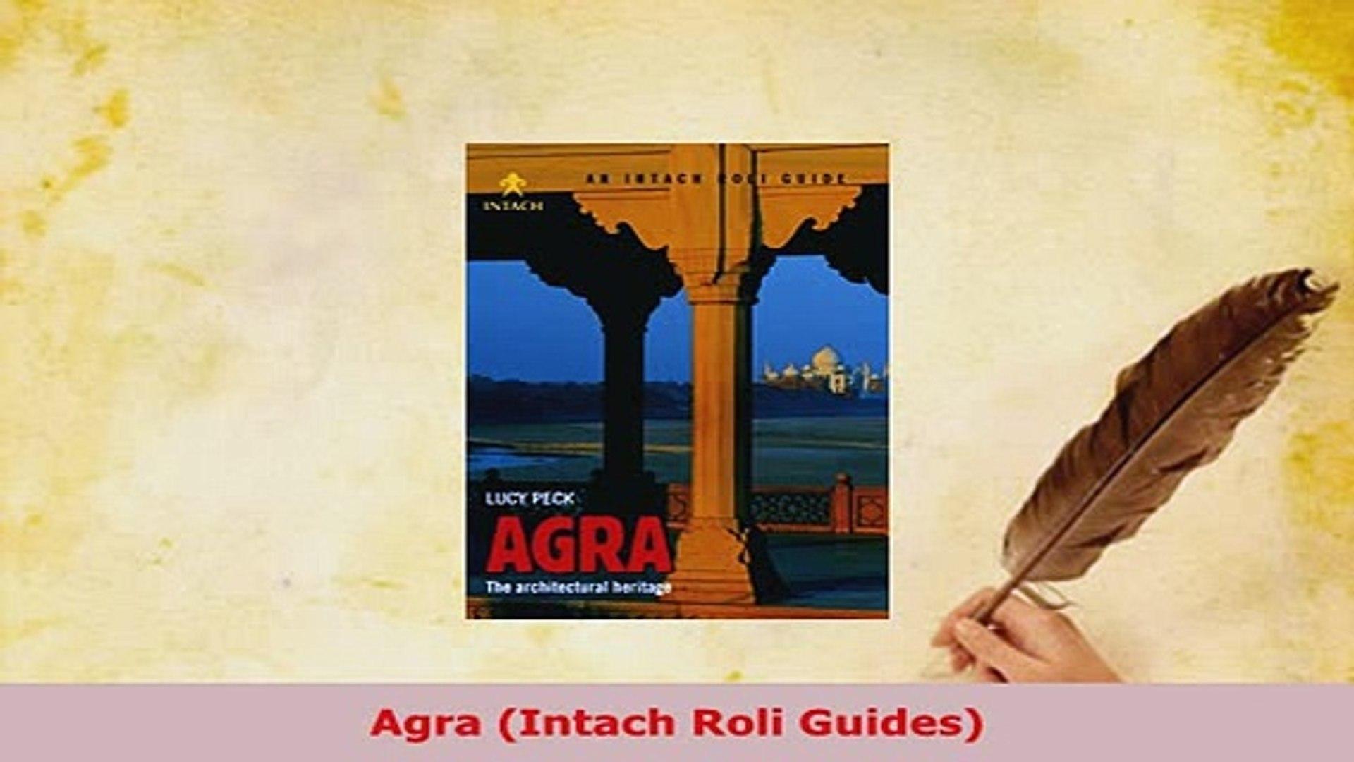 Agra (Intach Roli Guides)