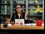 08ABR 2320 TV8 JORGE VALDA, AMPARO A FAVOR DE MARTIN BELAUNDE LOSSIO NO FUE REVOCADO