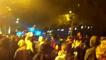 Oakland Police Use Tear gas, Rubber Bullets, Flash Bang Grenades Against Citizens