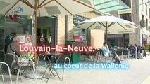 Travailler et se réunir à Louvain-la-Neuve
