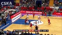 Playoffs Game-1 MVP: Milos Teodosic, CSKA Moscow