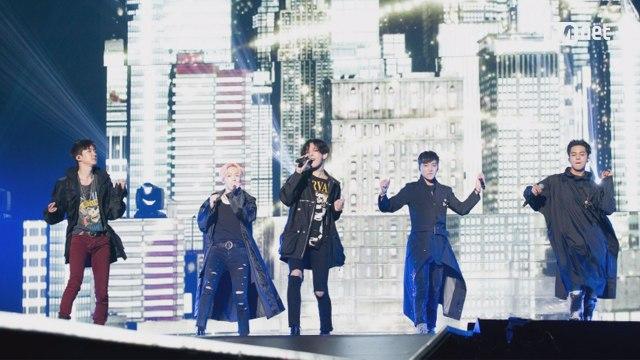 [KCON 2016 Japan×M COUNTDOWN] 대체불가매력 '위너'의 '센치해' 무대