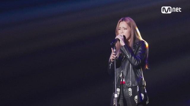 [KCON 2016 Japan×M COUNTDOWN] 싱어송라이터로 변신한 '헤이즈'의 '돌아오지마' 무대