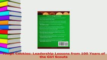 Download  Tough Cookies Leadership Lessons from 100 Years of the Girl Scouts PDF Free