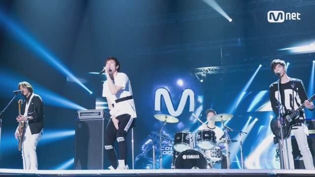 [KCON 2016 Japan×M COUNTDOWN] 훈남밴드 'N.Flying'의 화끈한 '기가막혀' 무대