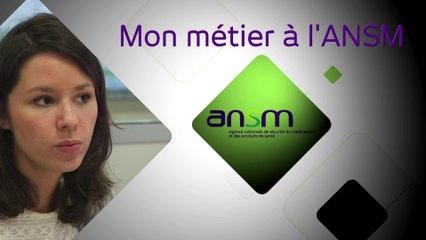 Les Métiers de l'ANSM - Evaluateur