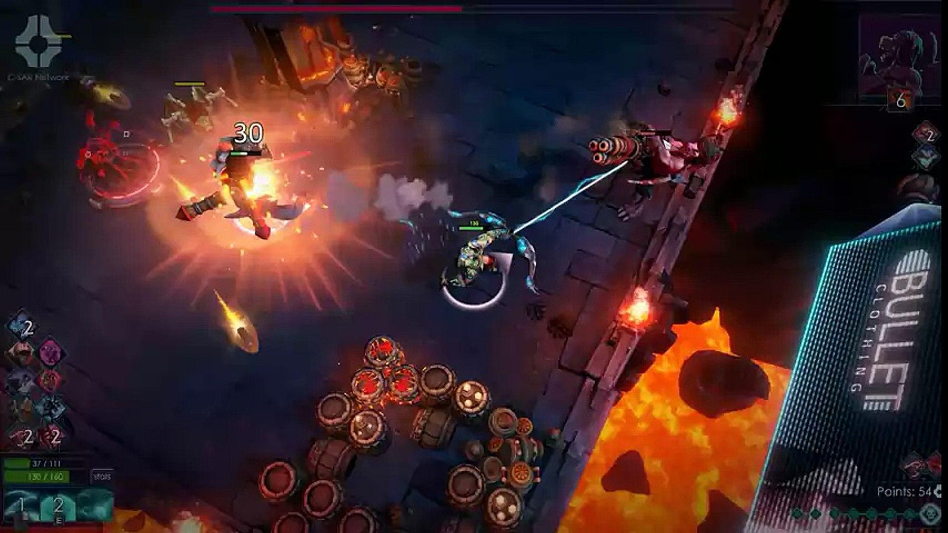 Forced Showdown Gameplay forced showdown - pc trailer