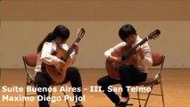 Suite Buenos Aires - III. San Telmo (Maximo Diego Pujol)