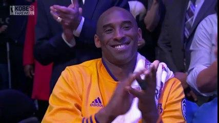 Así fue el último partido de Kobe Bryant con Los Lakers en la NBA 0e7728a3b99