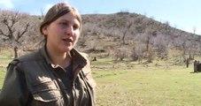 'Kırmızı Fularlı Kız' PKK'yı Karıştırdı! Kadın Teröristler Ayaklandı