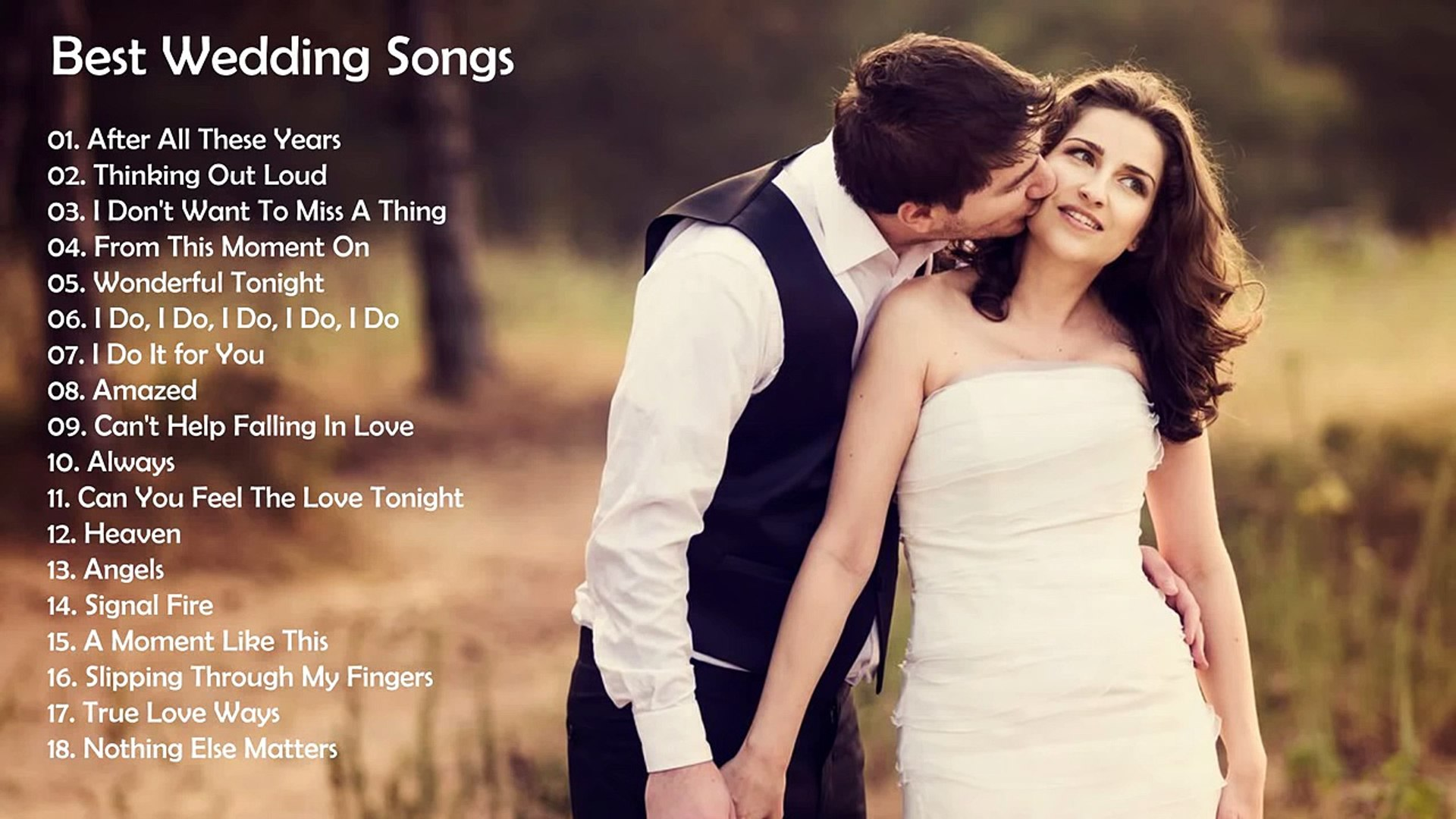 Best Wedding Songs Top 10 Wedding Songs 2015 Top 10 Modern Wedding Songs Video Dailymotion