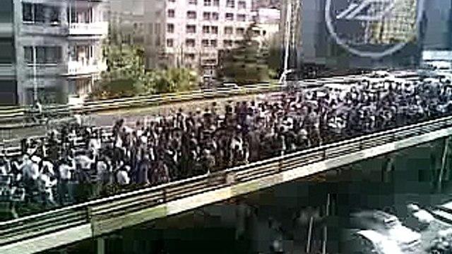 Tehran 17,06,2009