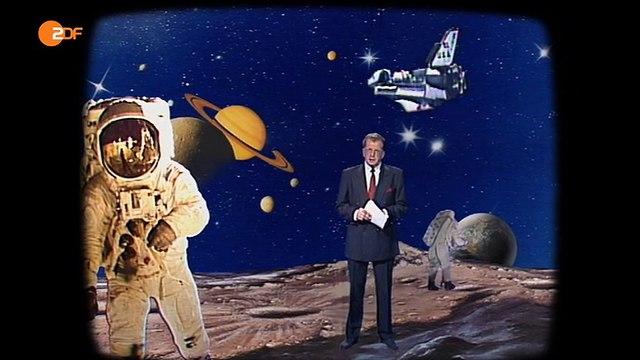 Toll! Weltraumforschung
