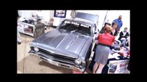 1969 Nova 427 being raffled to support veterans