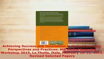 PDF  Achieving Success and Innovation in Global Sourcing Perspectives and Practices 9th Read Online