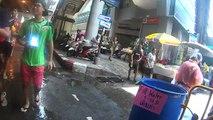 Songkran 2016 Silom Bangkok