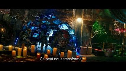 NINJA TURTLES 2 EN 3D - Bande-annonce2 VO