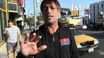 Waterboy Star Peter Dante -- Violent Threats & Racial Slurs ... Ill Have Adam Sandler F**k You Up