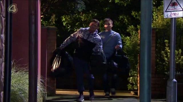Hollyoaks Ste & Harry - Harry unhappy