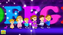 ABC Song   ABC Song for Children   Nursery Rhymes   Original Song By Kidscamp