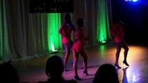 Noche Latina Dance Company - Ladies Styling Professional Team, Boston Salsa Festival 2012