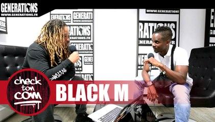 Check Ton Com' avec Black M