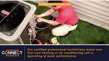 Connect Building Services Can Help You Find the Right Heating and Air Solutions for Your Home