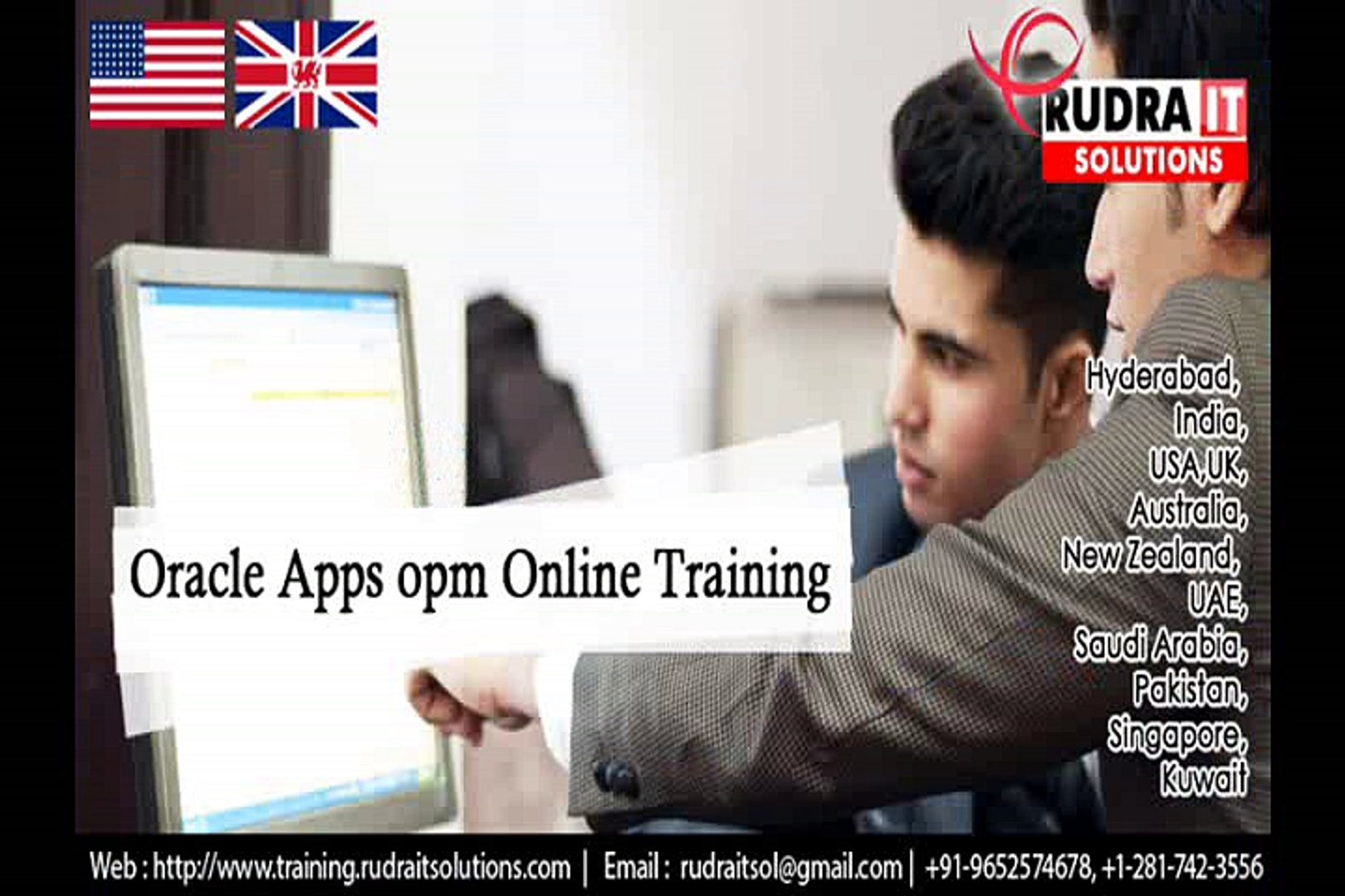Oracle OPM Online Training