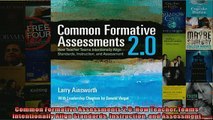 FREE DOWNLOAD  Common Formative Assessments 20 How Teacher Teams Intentionally Align Standards  BOOK ONLINE