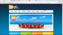 Gofun Rewards (GoFun Places) Team Training On How To Purchase Packages Quickly (Low)