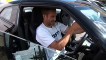 En 2012 Paul Walker testait une Nissan GT-R de 600ch