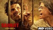 SARBJIT Theatrical Trailer Hindi Movie 2016 | Aishwarya Rai Bachchan | Randeep Hooda | 2016 Movie