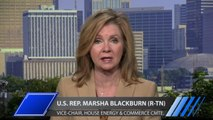 Rep. Marsha Blackburn Discusses Refugee Relocation Program