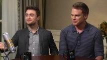 Daniel Radcliffe discusses Harry Potter