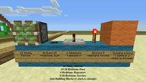 Minecraft: 3x3 Piston Door (Works in Bukkit)